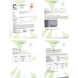 hipokrat maske test belgeleri